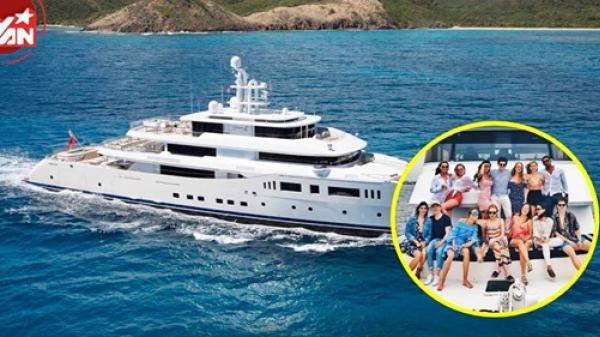 Giới nhà giàu chi hàng tỷ đồng để thuê du thuyền trốn Covid-19