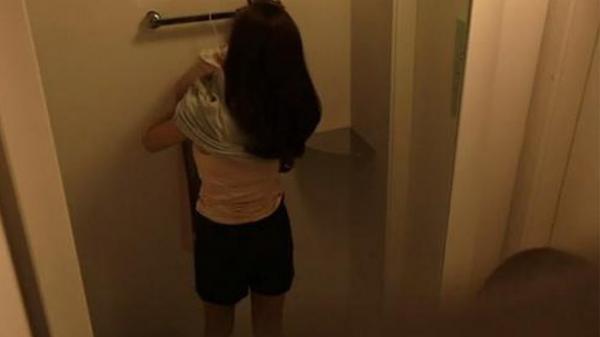Thanh niên quay lén phụ nữ đi vệ sinh bị phạt 200.000 đồng