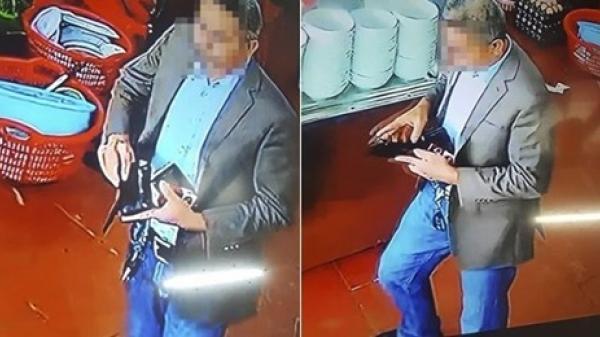 Ông chú đi ăn phở cầm nhầm Iphone của khách bàn bên, để quên vali chứa 132 triệu đồng tiền mặt
