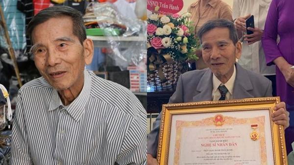 Cuộc đời Trần Hạnh: 90 tuổi được phong NSND, từng được cố Tổng Bí thư Trường Chinh tìm gặp để nói câu này!