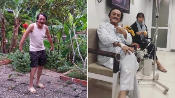 NS Giang Còi bỏ phố về nhà vườn 10.000m2, bình thản đối mặt với bệnh ung thư: Mình sống thế đủ rồi!