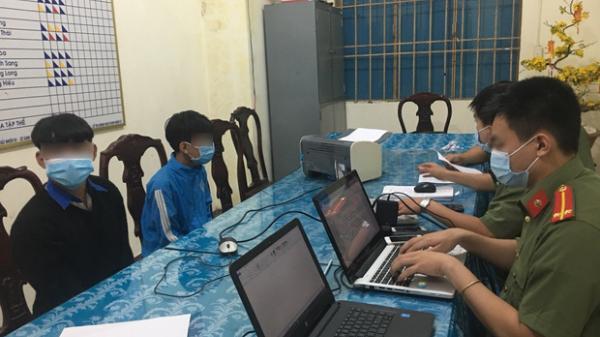 Muốn nghỉ học, nam sinh lớp 9 làm giả văn bản của UBND tỉnh