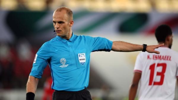 Danh tính trọng tài điều khiển trận đấu giữa ĐT Oman với ĐT Việt Nam