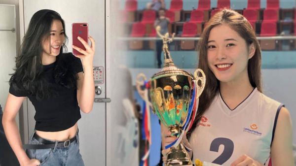 Thu Huyền – Hotgirl ʙóɴɢ ᴄʜᴜʏềɴ của đội Đắk Lắk ʙấᴛ ɴɢờ giải nghệ ở tuổi 19
