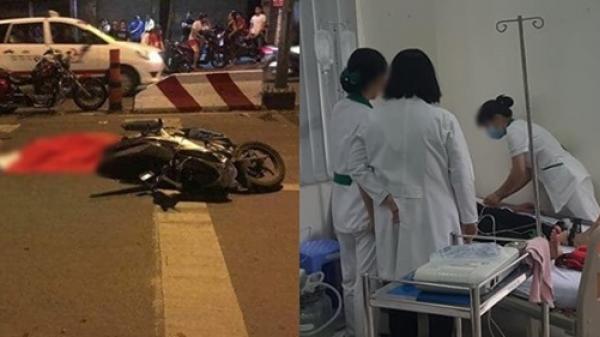 Bố ruột và bố dượng cùng bị tai nạn nhưng cô con gái chỉ cứu bố dượng vì ông quá tốt với 2 mẹ con
