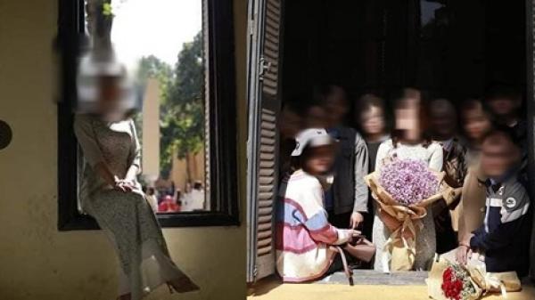 Nữ sinh mất 600K nhận ảnh kỷ yếu như poster phim kinh dị, phản ánh với nháy còn bị mắng xối xả
