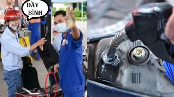 Vì sao đổ xăng đầy bình là dại, vừa phí tiền vừa dễ hỏng xe?