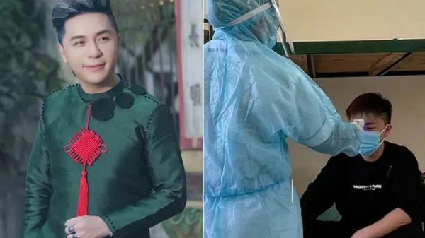 Ca sĩ Minh Vương: Sau cuộc điện thoại đó, tôi lập tức đeo khẩu trang, tránh xa mọi người
