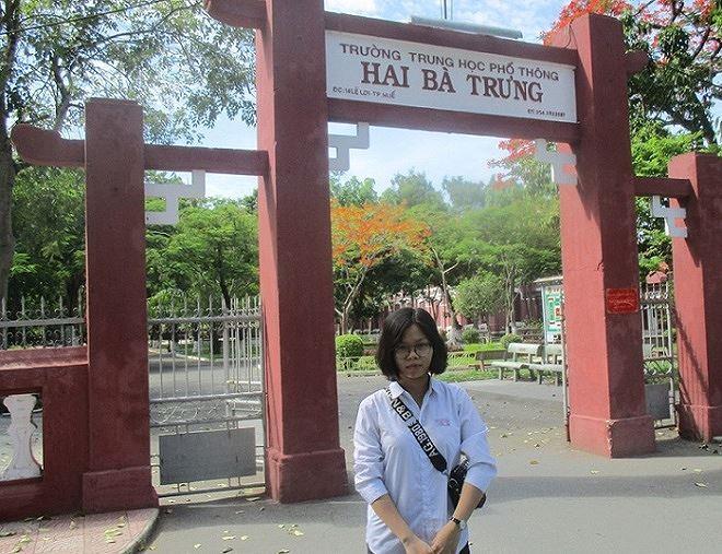 Nữ sinh Hồ Như Thủy đang rất cần sự giúp đỡ của những nhà hảo tâm để thực hiện ước mơ bước vào giảng đường Đại học.