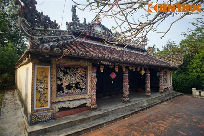 Ngôi chùa cổ này đã được xếp hạng di tích kiến trúc, nghệ thuật cấp quốc gia vào năm 1992.