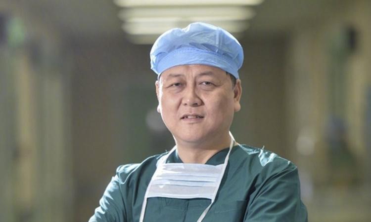 Bác sĩ Giang Học Khánh.