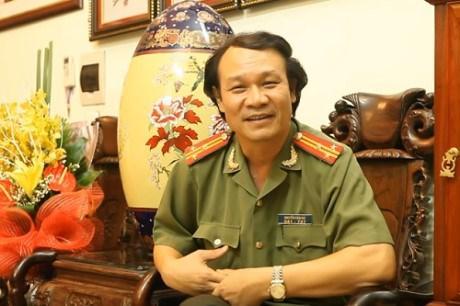 Diễn viên Nguyễn Hải ngoài đời.
